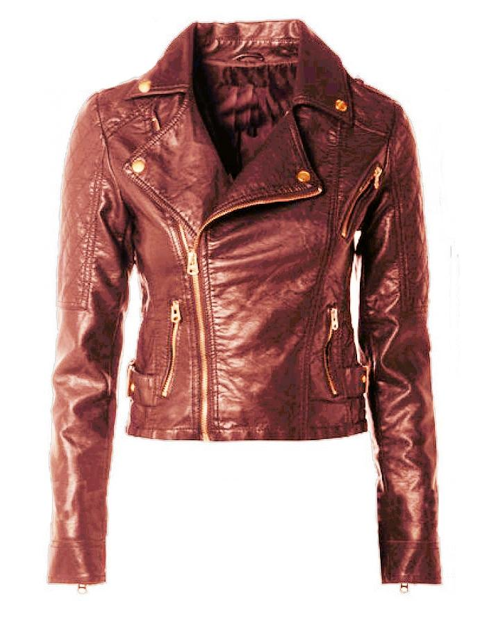 Skin Leather Jacket For Women