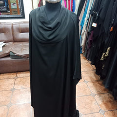 Abaya Baggy Galla with stone work
