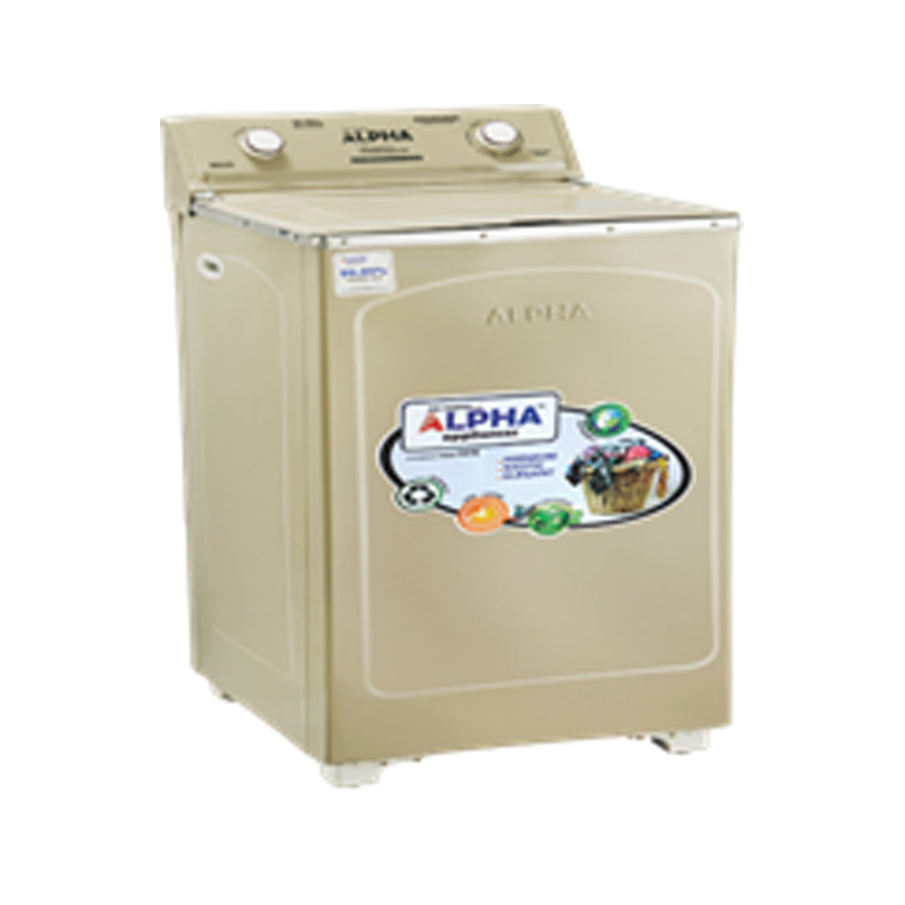 Alpha 7 Kg Washing Machine Single Tub
