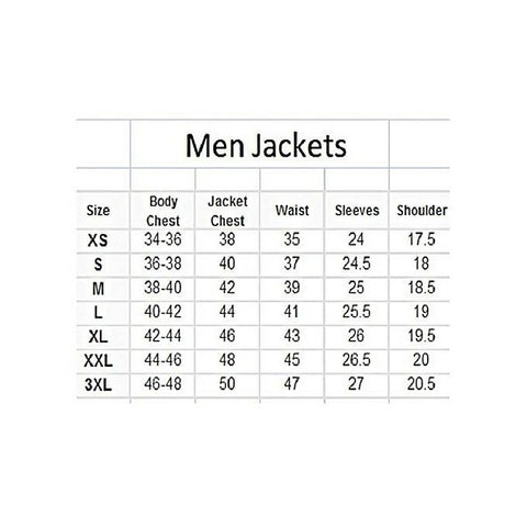 Men's Slim Fit Pu Black Leather JacketM2