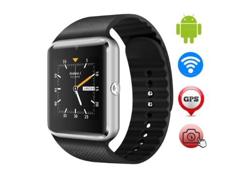 Android Smart watch GT08 Plus with WiFi and 3G 4.4 kitkat
