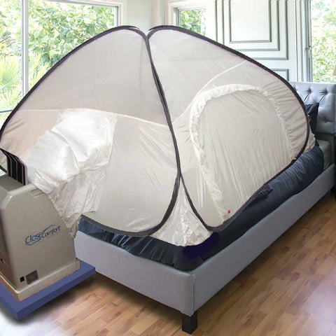 Close Comfort ES PC8 Portable AC with Free Pyramid Tent Air Conditioner