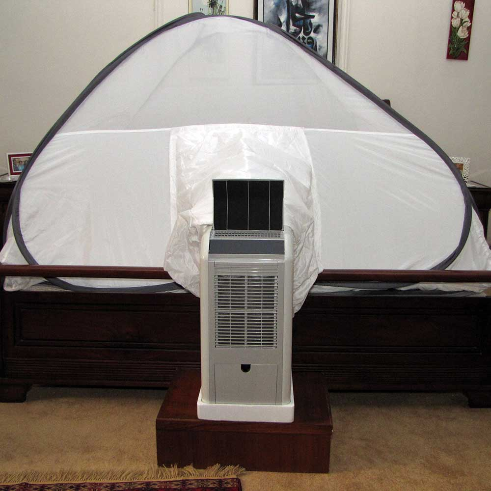 Close Comfort ES PC8 Portable AC with Free Pyramid Tent