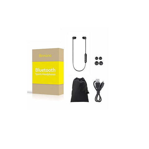 HKT Binnana In Ear Bluetooth headset - Black