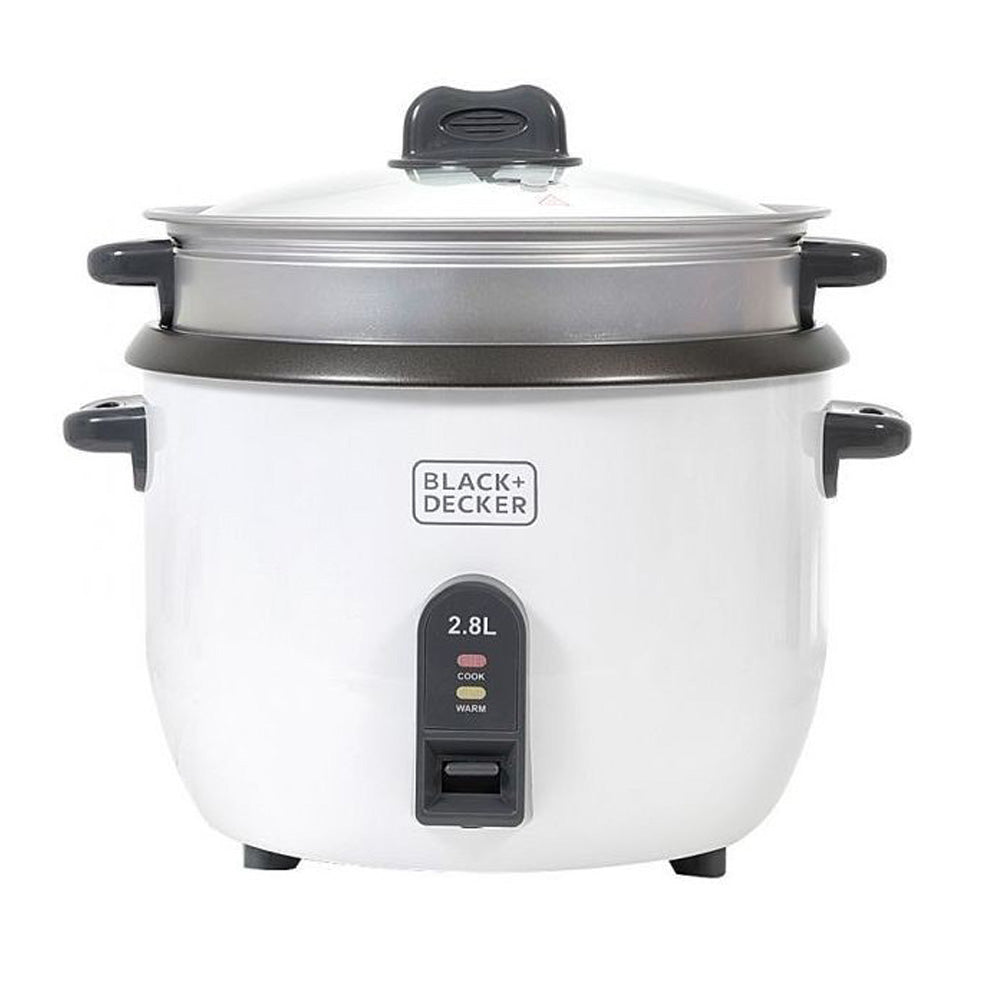 Black & Decker 2.8 Liter Rice Cooker RC 2850