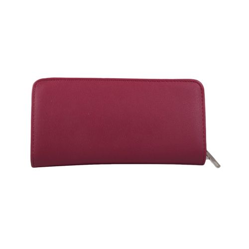 Women's Heart Clutch Bag Wedding Purse Prom Clutch - Red