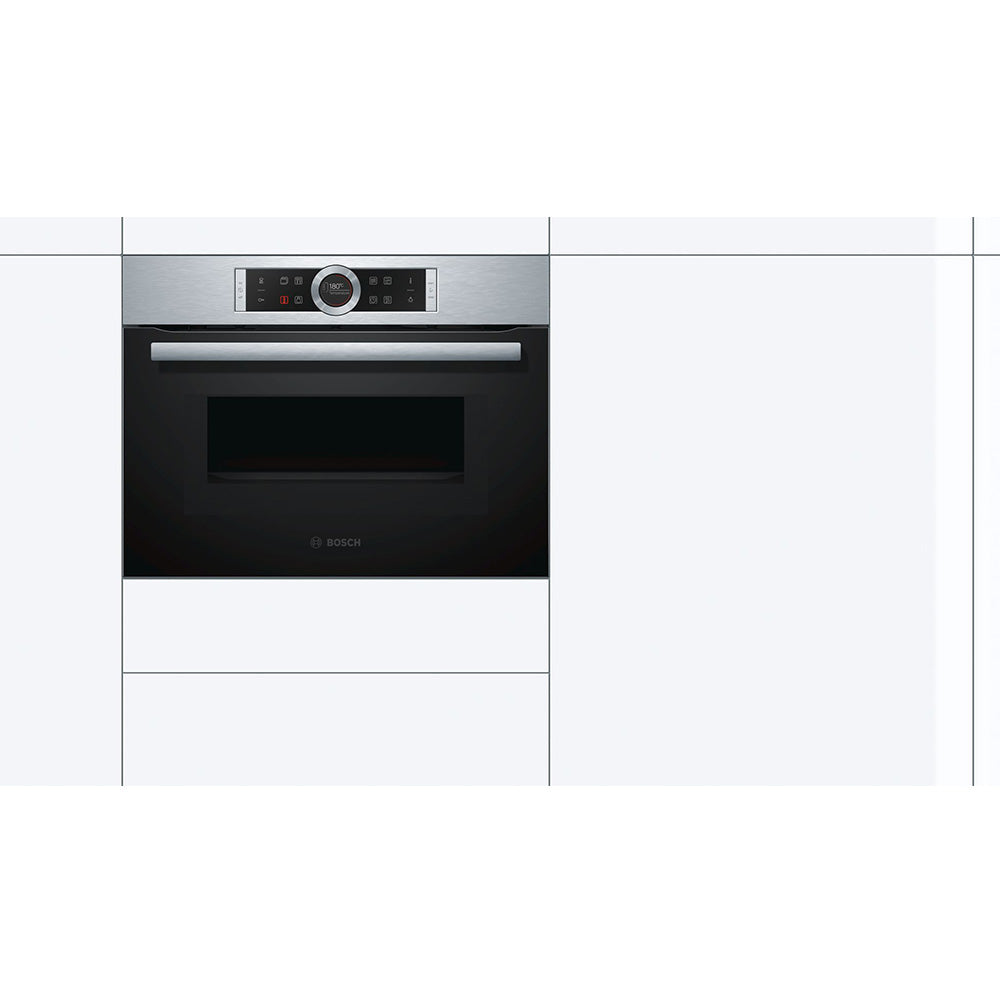 Bosch Built-in 45 Liters Microwave Oven - CMG633BS1M