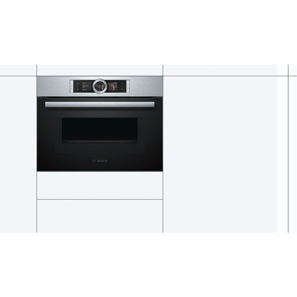 Bosch Built-in 45 Liters Microwave Oven - CMG656BS1M