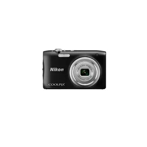 AHP Center Digital Camera A100 20.1 Megapixel With 8 GB Card