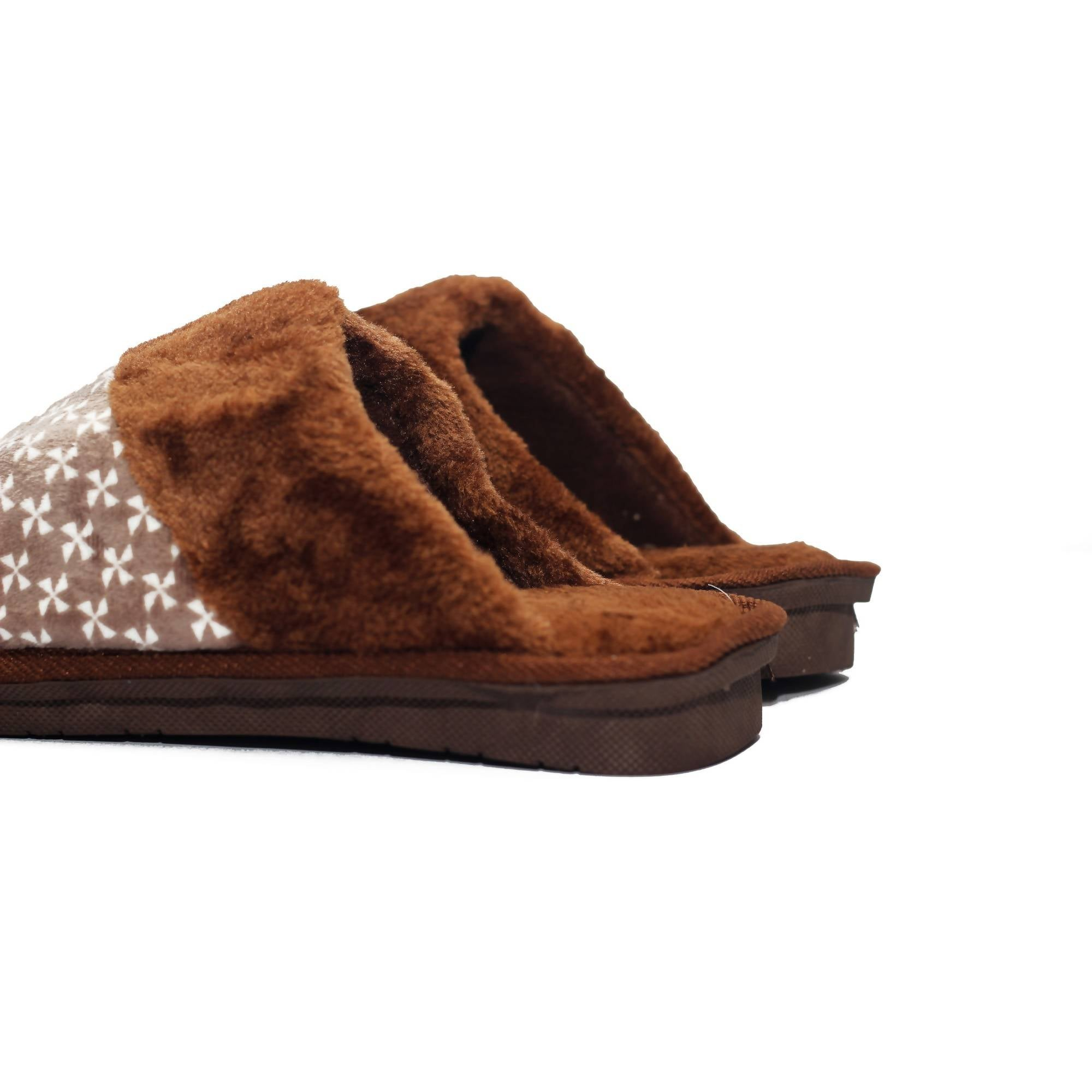 Beneta Chill Warm Woolen Slippers