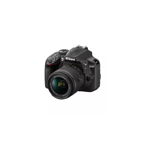 AHP Center DSLR Camera D3400  24.2MP (18-55 16GB Card)
