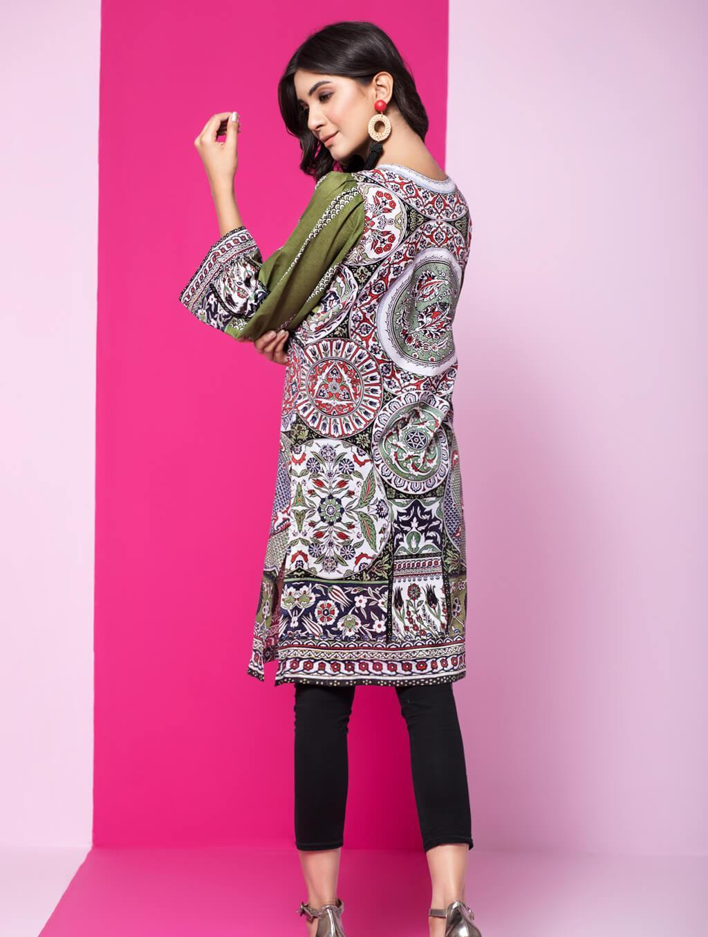 Khas Stitched Collection-DR-275