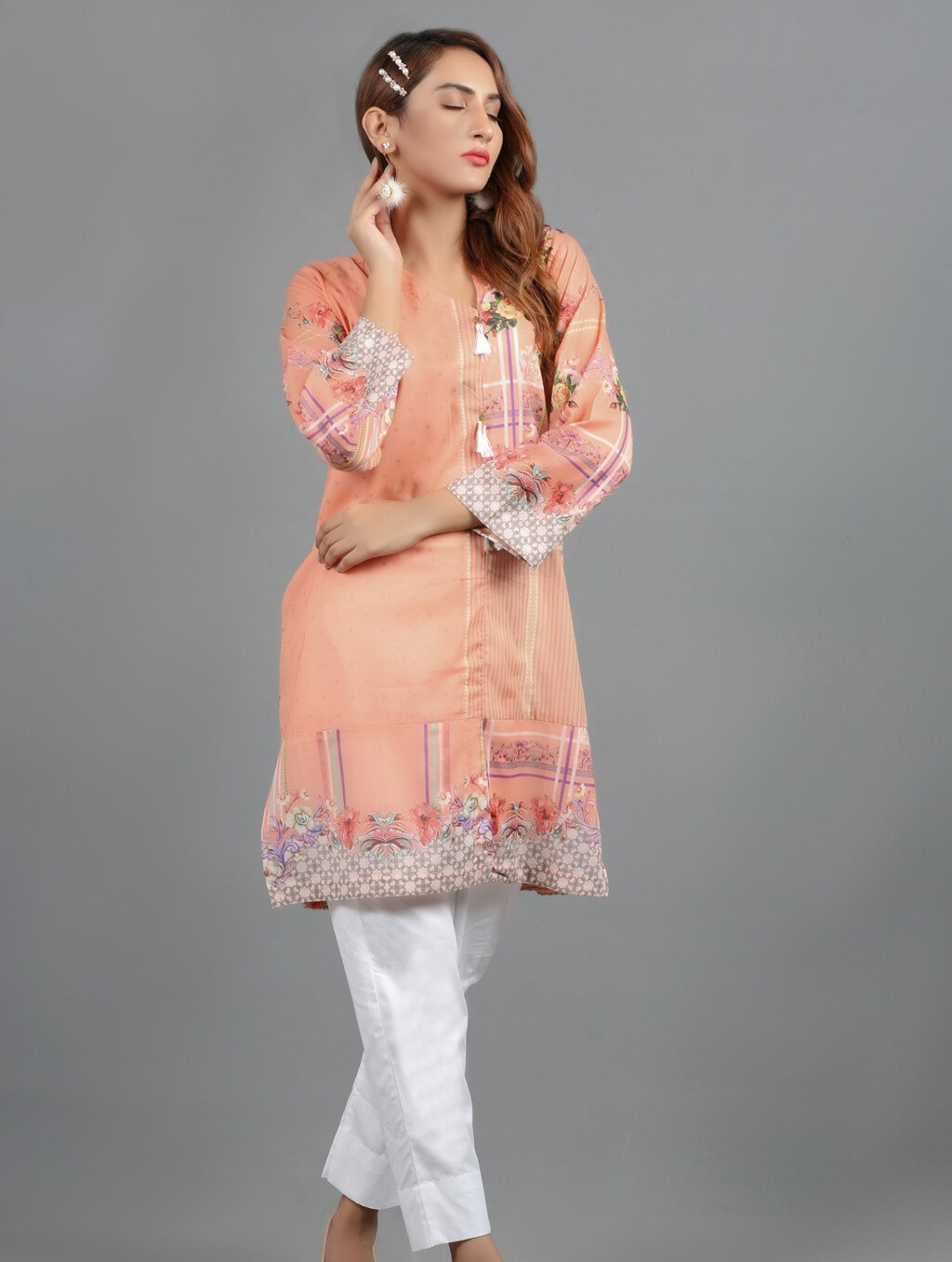 Khas Stitched Collection-DR-314