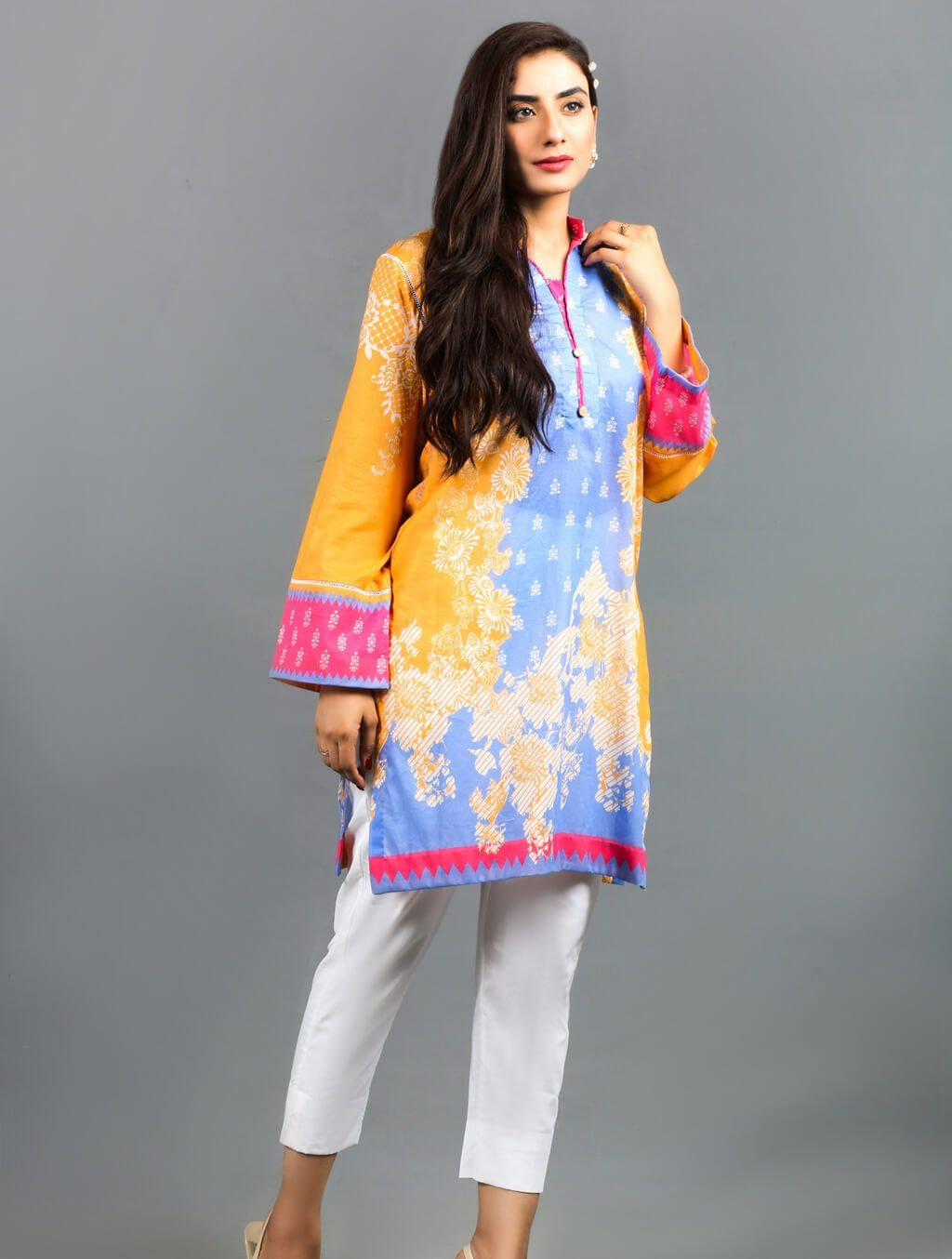 Khas Stitched Collection-DR-321
