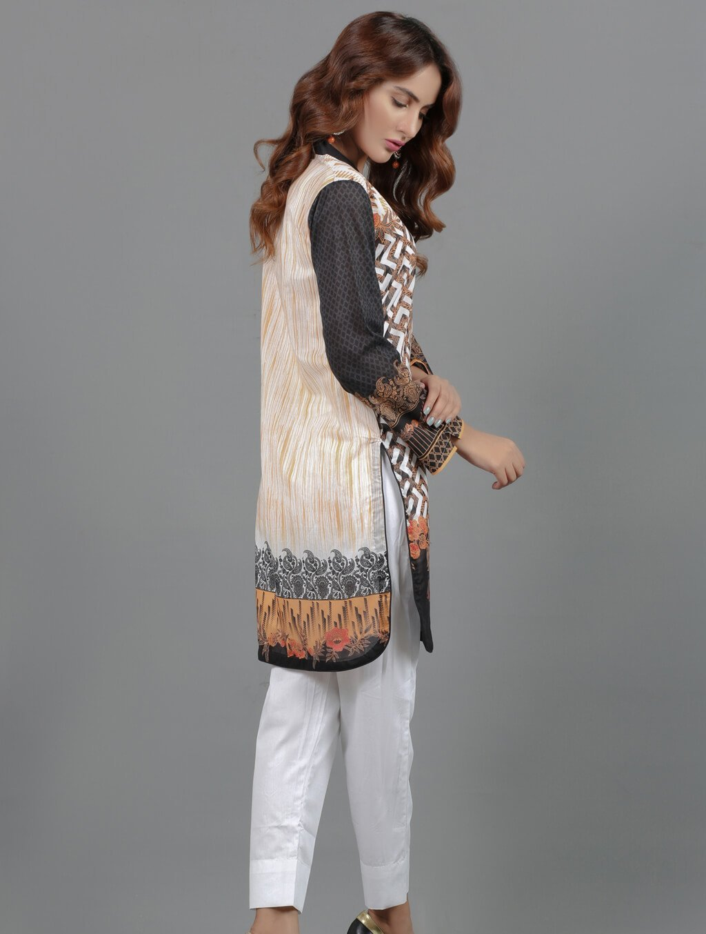 Khas Stitched Collection-DR-331