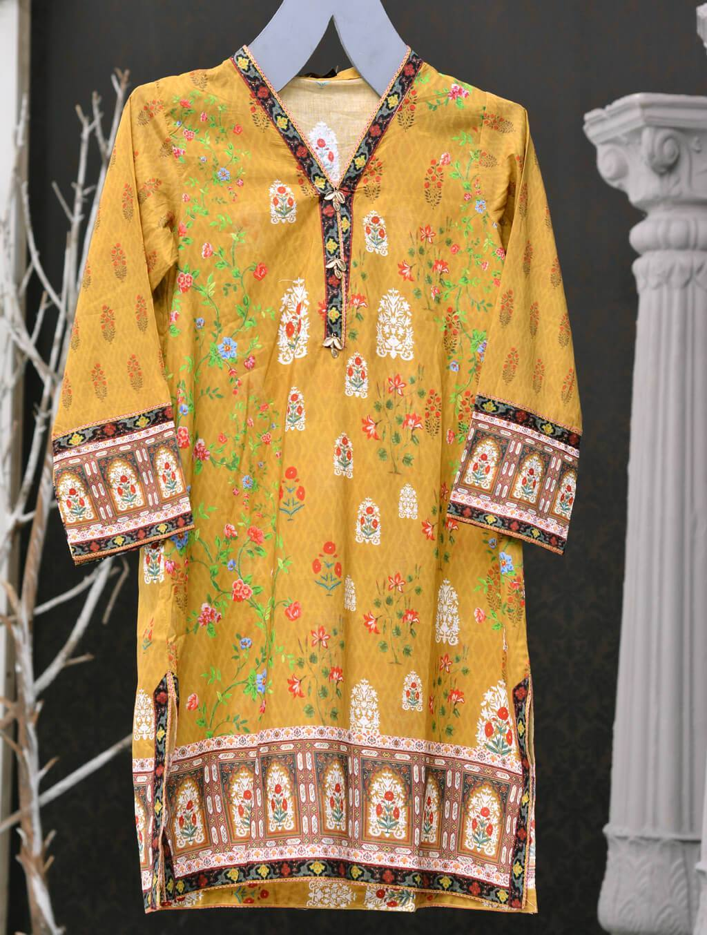 Khas Stitched Collection-DR-332