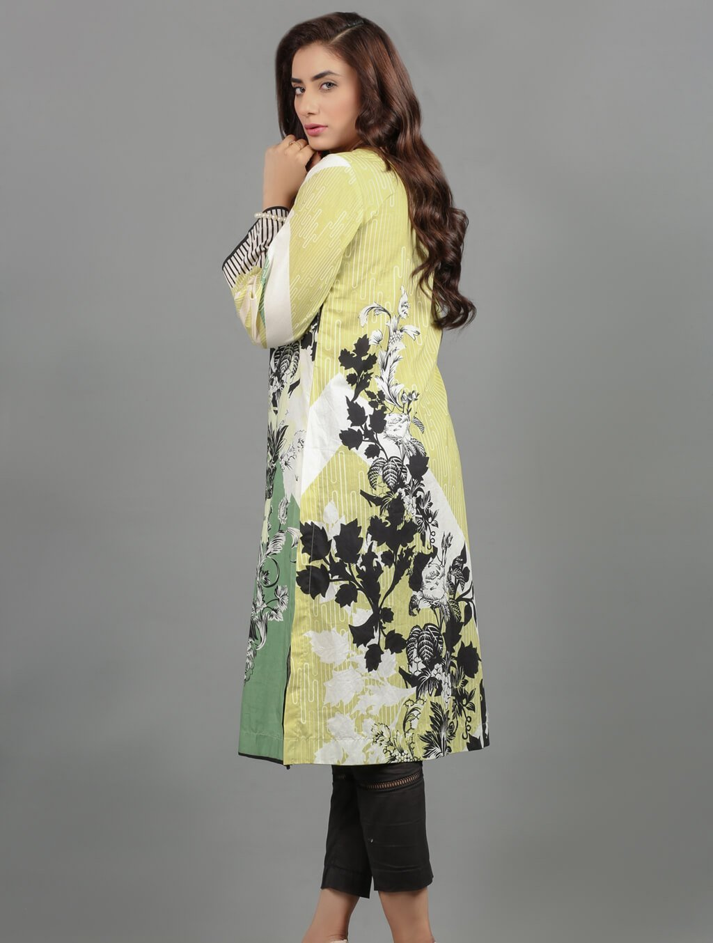 Khas Stitched Collection-DR-335