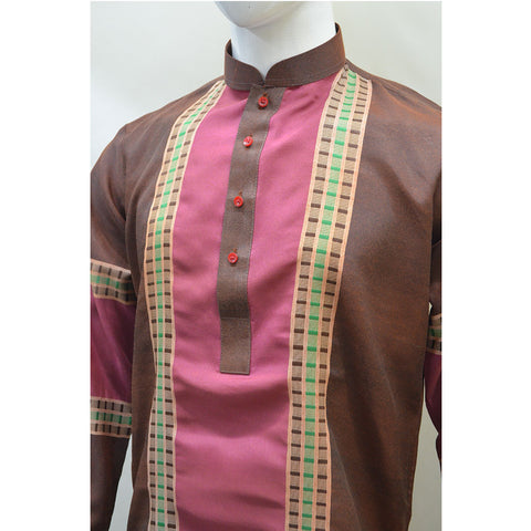 Kostume Multicolored Wash and Wear Kurta