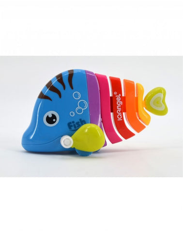Friction Fish Toy