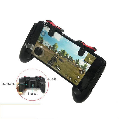 5 in1 Pubg Game Gamepad with D9 Trigger Fire Button joystick controller