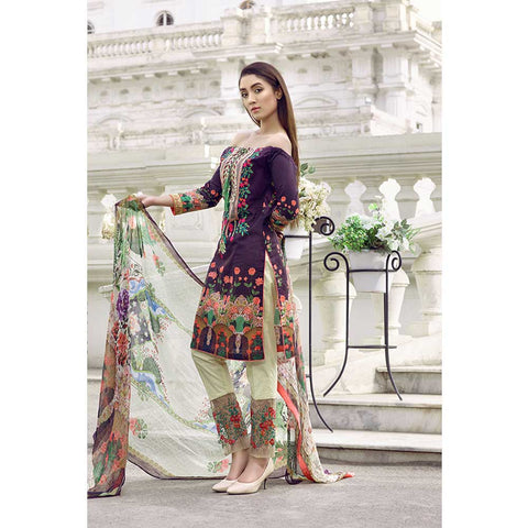Noor Jahan Enchanted Dreams Suit - FC-02