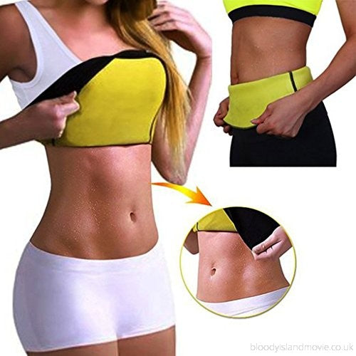 Shapewear Sweat Belt For Slimming