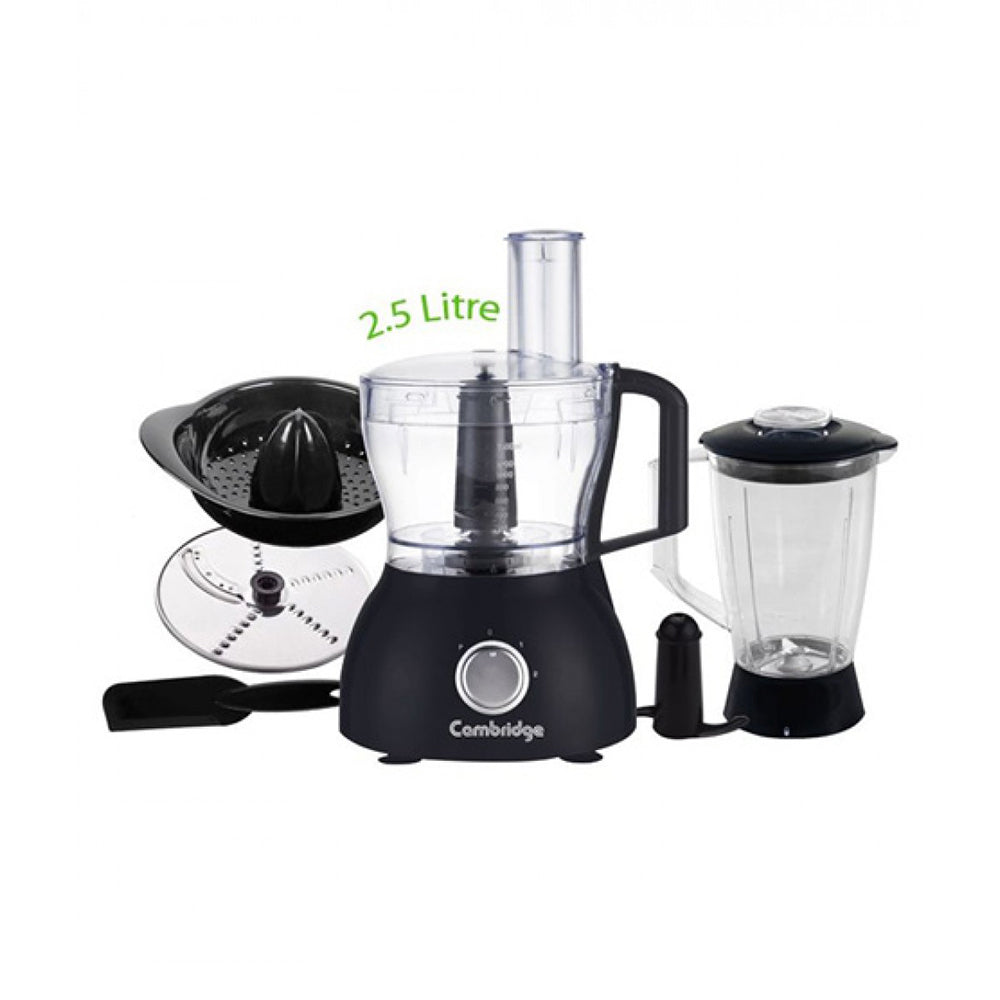 Cambridge Food Processor 18 in 1 FP-2336