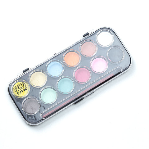 Happy Work Fuji Water Colors ( 12 tablets)