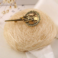 Shopping Mania Game Of Throne Brooche