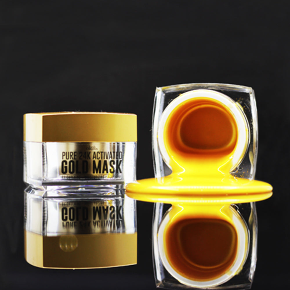 Lush Organix Gold Mask