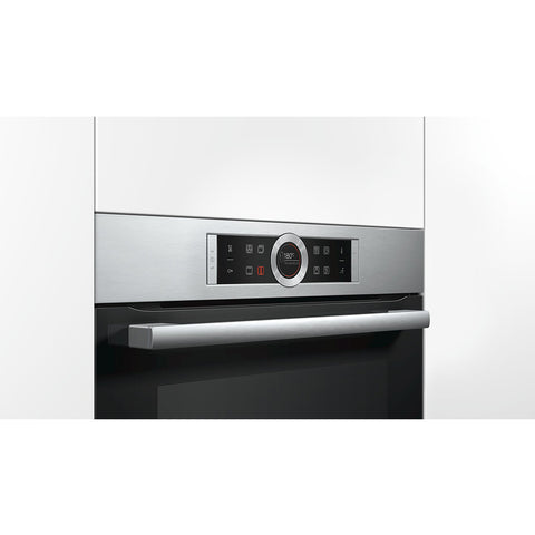 Bosch Built-in 71 Liters Stainless Steel Oven - HBG655BS1M