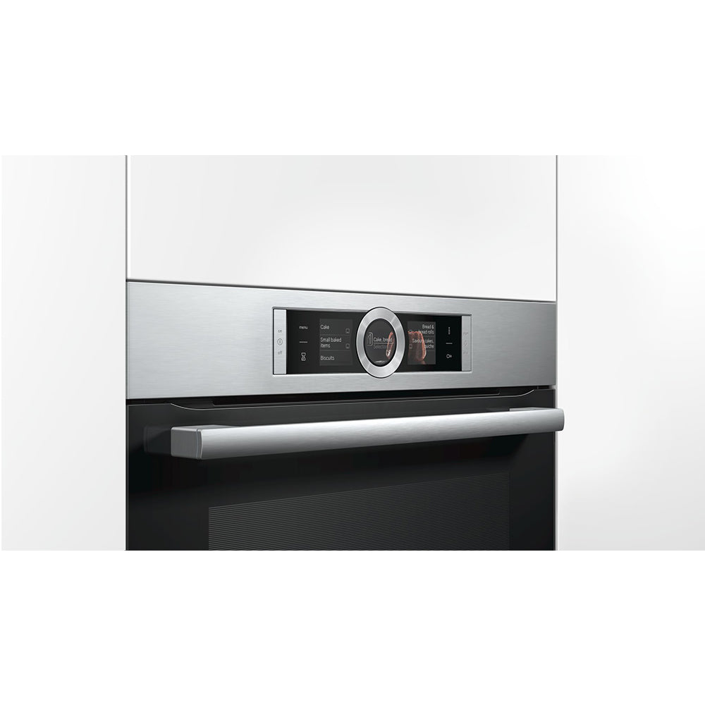 Bosch Built-in 71 Liters Stainless Teel Oven - HBG656RS1M
