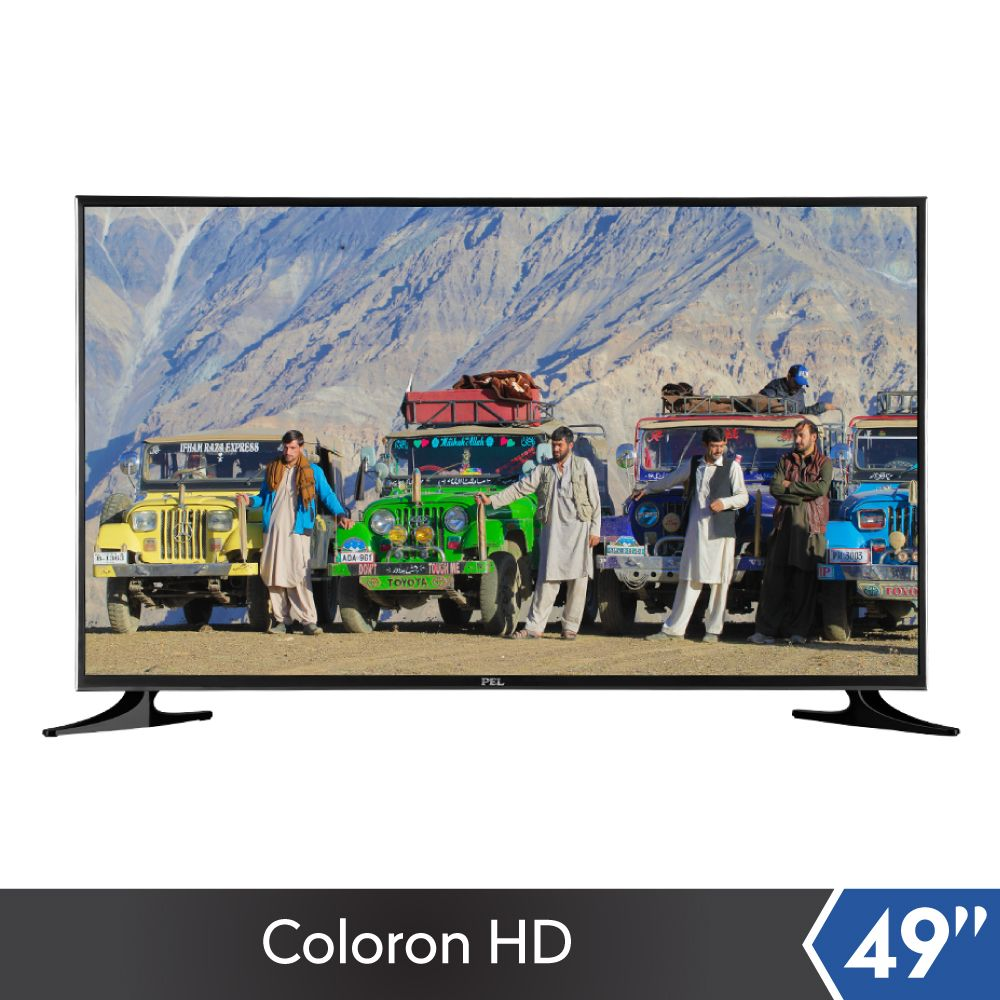 PEL ColorOn Full HD LED TV 49