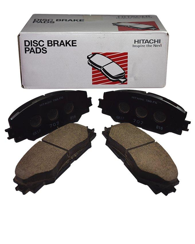 Toyota Fielder 2006 to 2012 - Disc Brake Pads Front – ClickMall