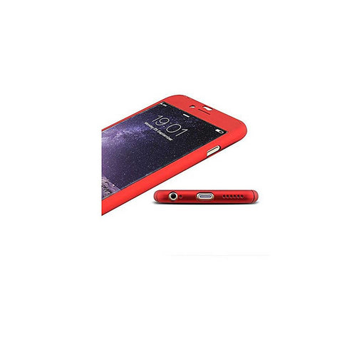 HKT 360 Soft Case for iPhone 6 plus - Red