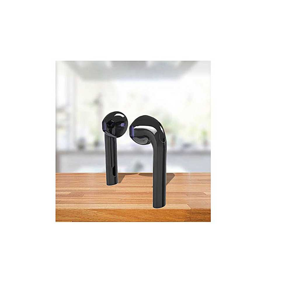 HKT Bluetooth Stereo Double Headsets - Black