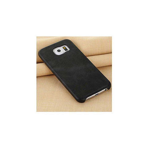 HKT Leather Case for Samsung S6 - Black