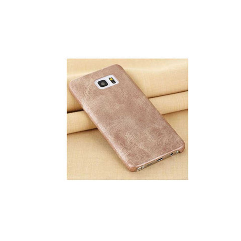 HKT Hd Leather Case For Samsung S6 - Gold