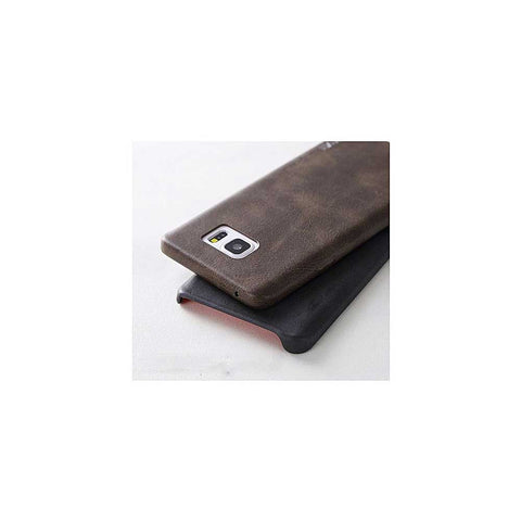 HKT Leather Case For Samsung S6 - Brown