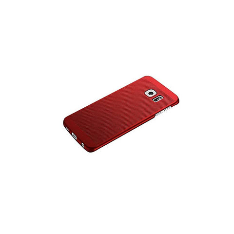 HKT Thin Net Case For Samsung C5 Pro - Red