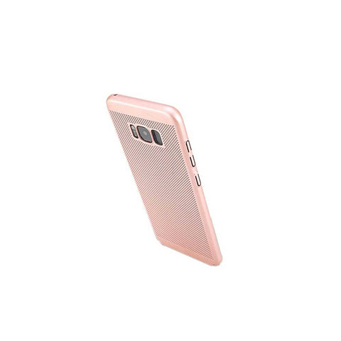 HKT Thin Net Case For Samsung J7 Prime - Gold