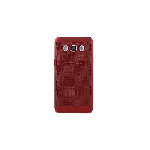 HKT Thin Net Case For Samsung J7 Prime - Red