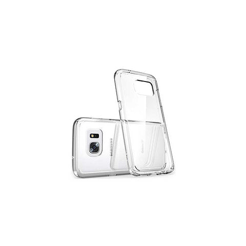 HKT Ultra Slim Tpu Case With Dust Plug For Samsung S6 Edge Plus