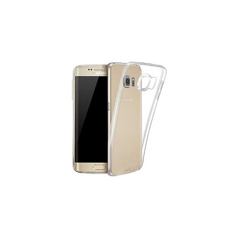 HKT Tpu Case For Samsung S6 Edge - Transparent