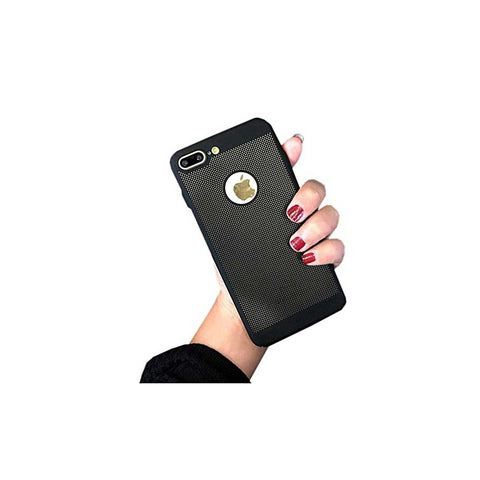 HKT Ultra Thin Net Case For Iphone 8 - Black