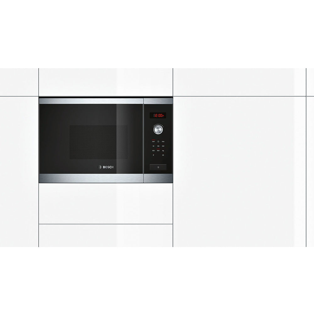 Bosch Built-in 20 Liters Microwave Oven - HMT75M654M