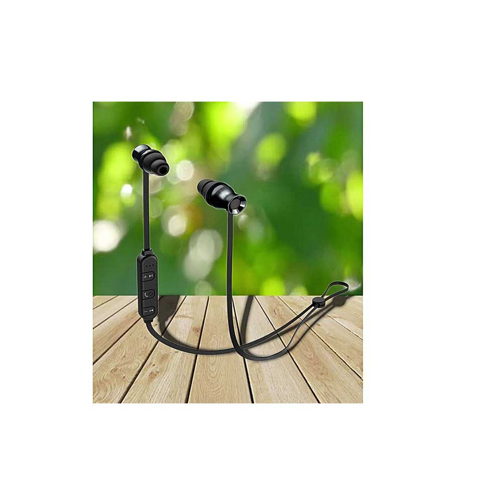 HKT Sports In-Ear Bluetooth Headset i3i - Black