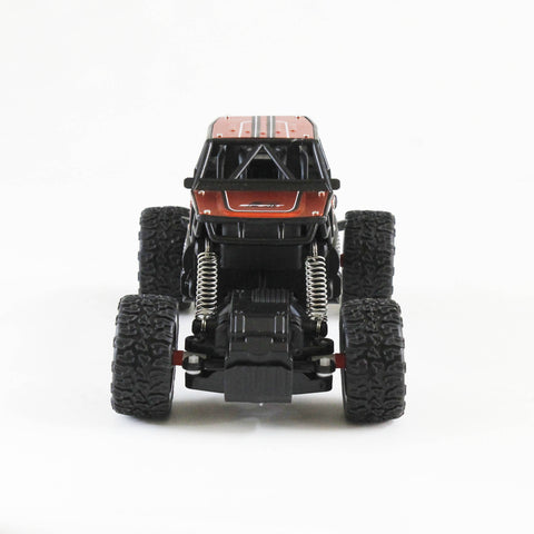 Mark XXV Striker Die Cast 4WD Double Alloy Motors Off_road Remote Control