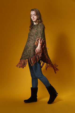 Forecast Light WT Poncho 17WW315