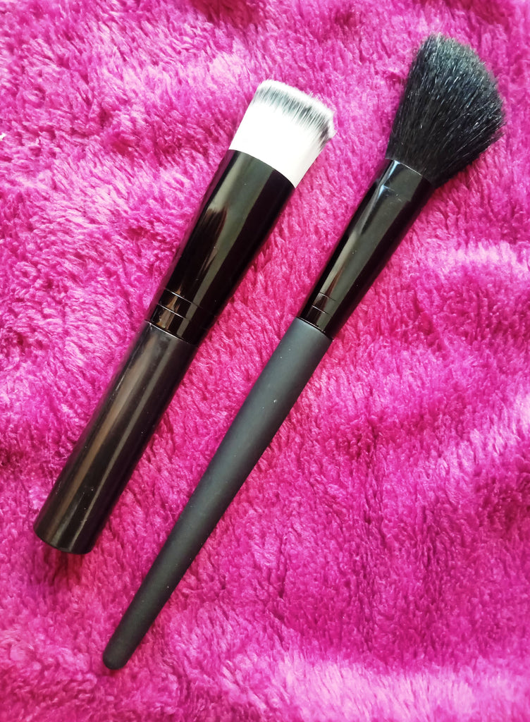 Blush & Foundation Brush